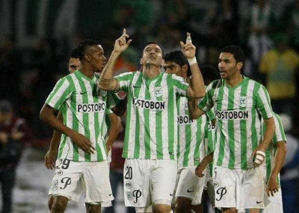 Resultado César Vallejo - Atlético Nacional (0-1)