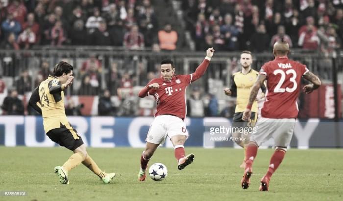 Resumen Bayern Múnich vs Arsenal en International Champions Cup 2017 1(2-3)1