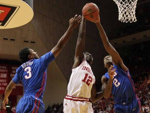 Indiana Hoosiers Pull Together For Impressive Win Over Southern Methodist