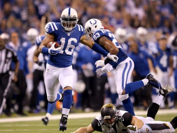 Indianapolis Colts Release Josh Cribbs