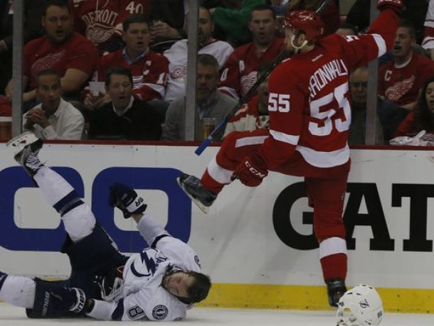 Why Kronwall Suspension Won't Hurt Wings As Much As Advertised