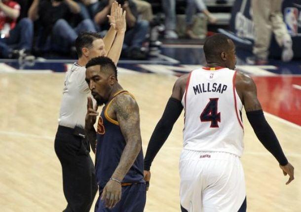 Cleveland Cavaliers vs Atlanta Hawks Live Stream of 2015 NBA Playoffs Game 2 (94-82)