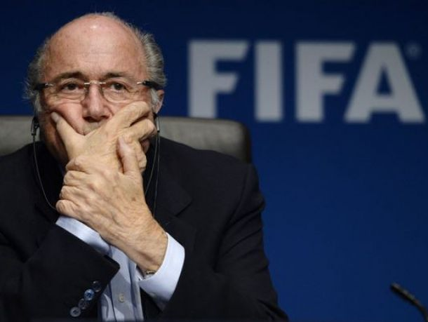 Sepp Blatter To Resign As FIFA President