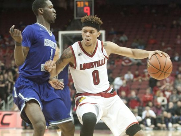 Result Samford Bulldogs 45-86 Louisville Cardinals in College Basketball 2015
