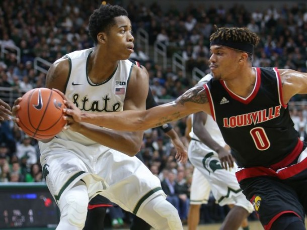 Louisville Cardinals Come Up Short; Michigan State Remains Undefeated