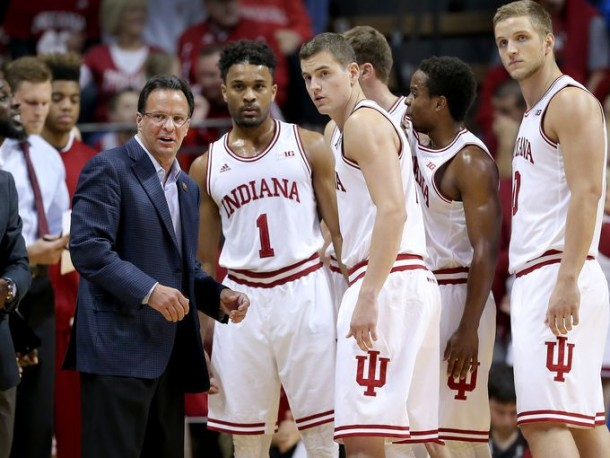 McNeese State Cowboys - Indiana Hoosiers Live Updates And Score Of 2015 College Basketball (60-105)