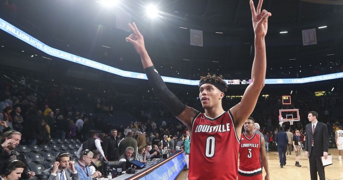 Louisville Self-Imposes Postseason Ban
