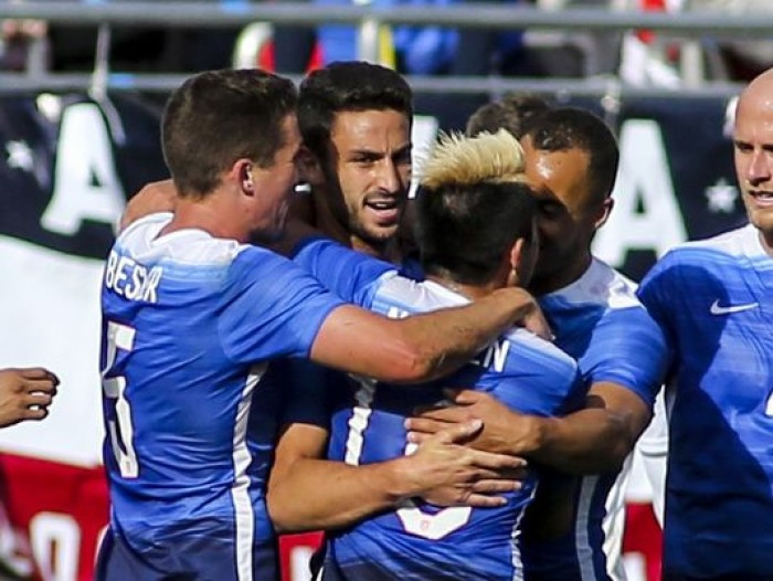 Relentless USMNT Come From Behind Twice To Defeat Iceland 3-2