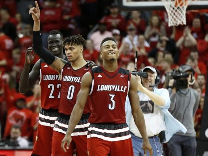Louisville Edges Georgia Tech, 56-53