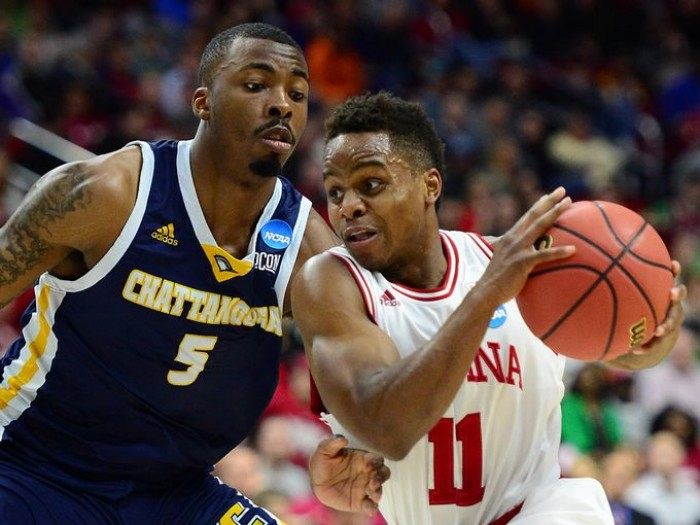 2016 NCAA Tournament Round Of 64: No. 5 Indiana Hoosiers Demolish No. 12 Chattanooga Mocs