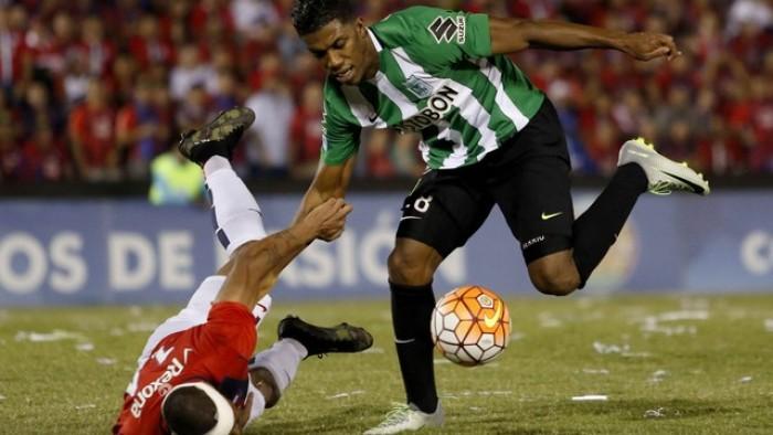 Atlético Nacional x Cerro Porteño AO VIVO pela Copa Sul-Americana 2016 (0-0)