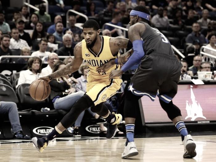 NBA - Indiana non si ferma più, battuti anche i Magic; Tonfo Bulls in casa dei Nets