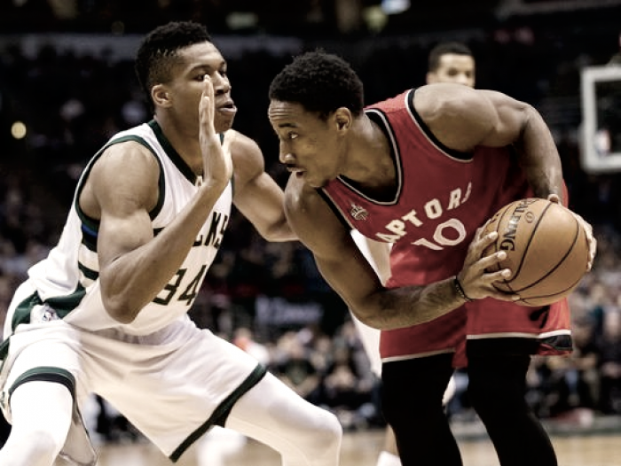 Toronto Raptors vs. Milwaukee Bucks Playoff Preview: Raptors seek express victory