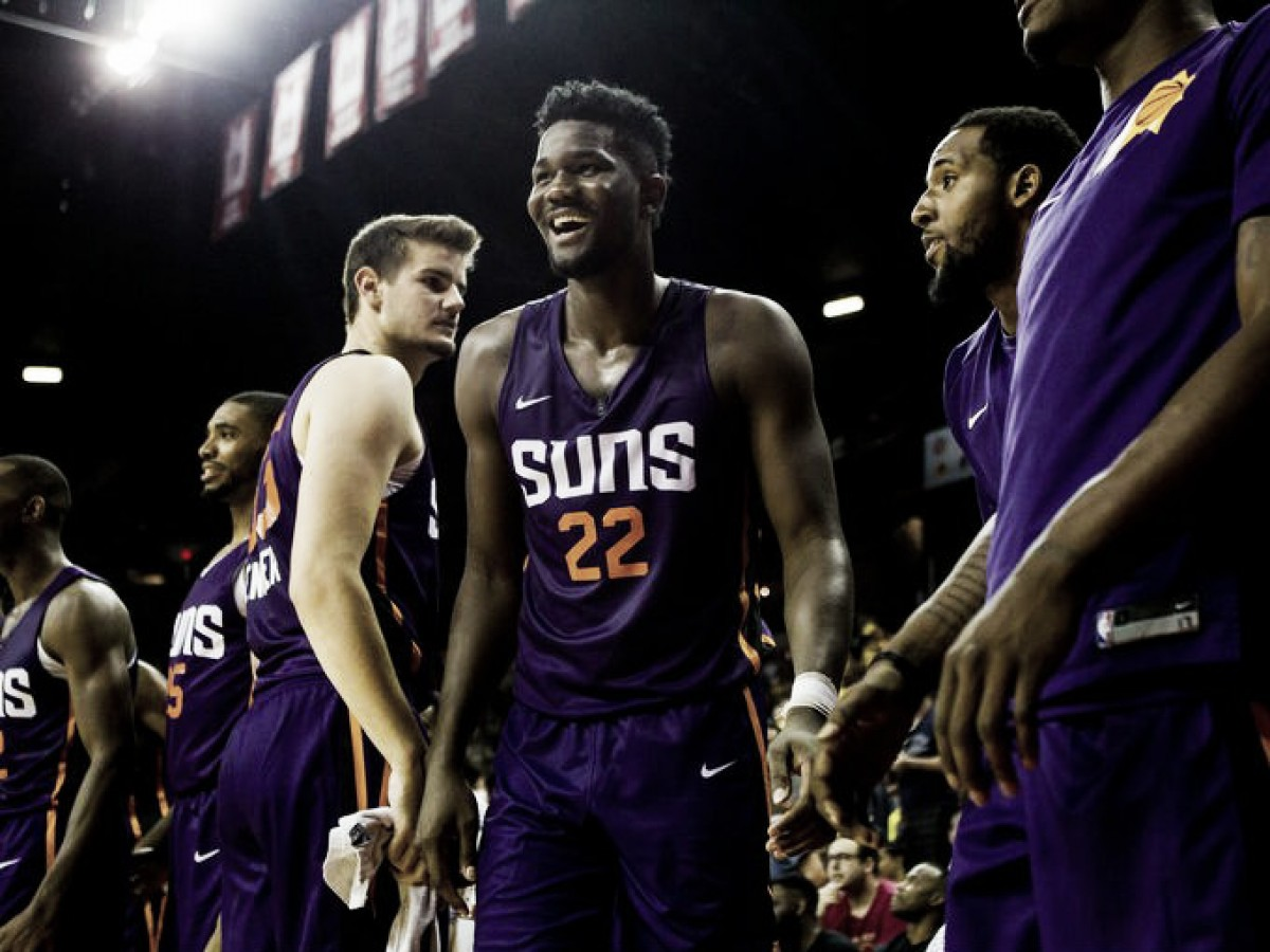 What we learned about the Phoenix Suns from the Las Vegas Summer League