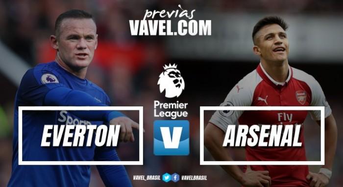 Arsenal vence o Everton e sobe para 5º na Premier League