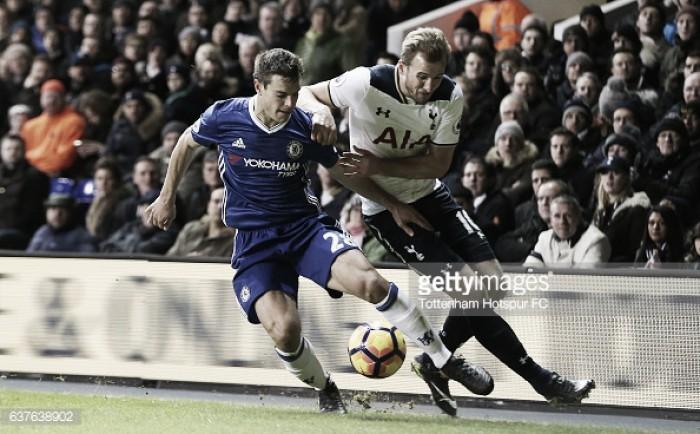 Luta a dois na Premier League