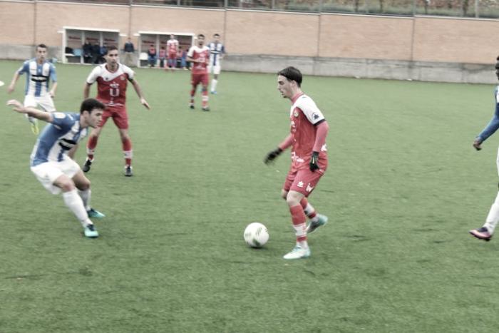 El filial 'pepinero' saca tres puntos en Móstoles