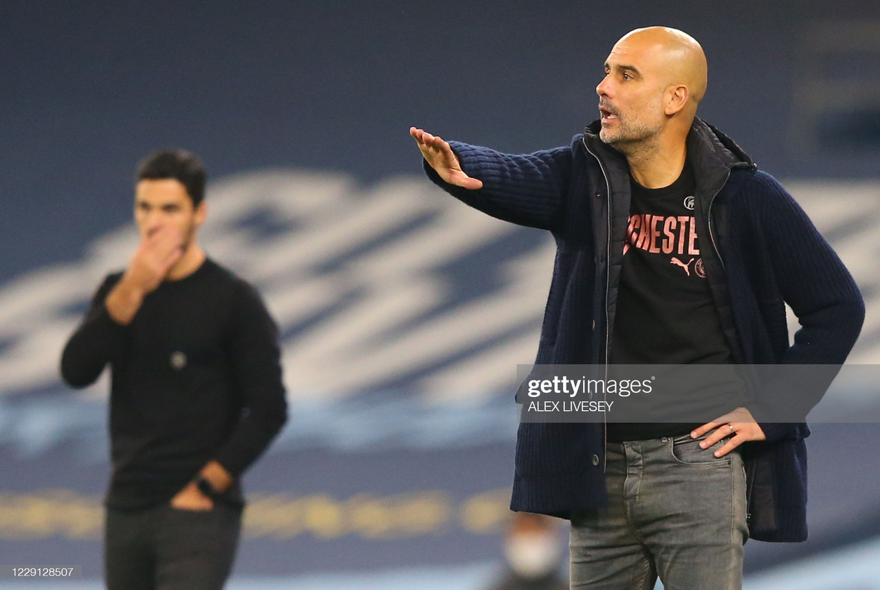 Manchester City vs Arsenal: Match Preview