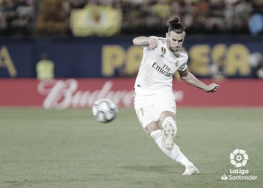 Bale, la figura ante el Villarreal