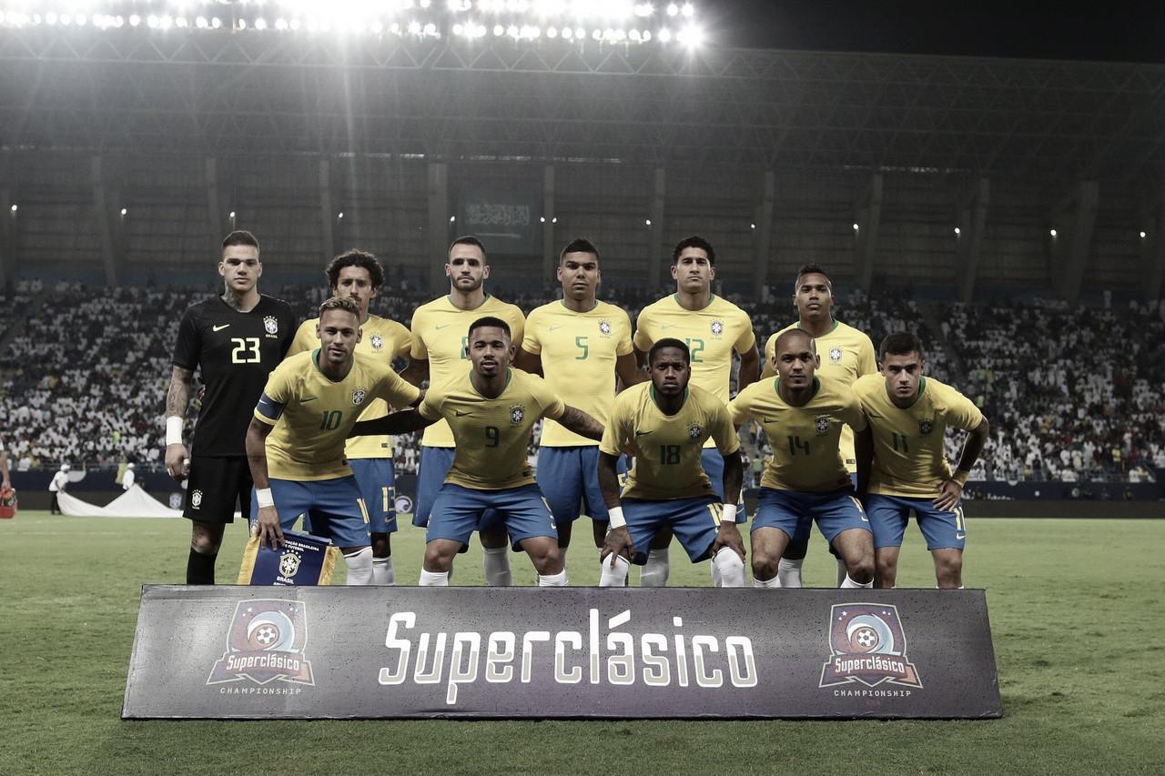 Brasil precisa convencer contra Argentina no Superclássico