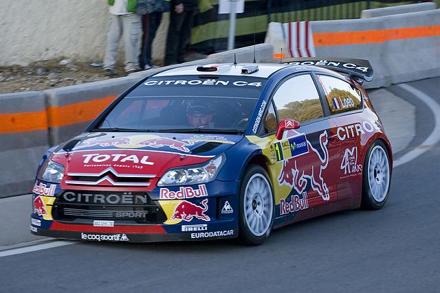 WRC - Nouveautés en Espagne