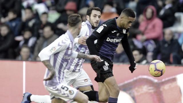 El Real Valladolid no sabe aun lo que es ganar en Butarque