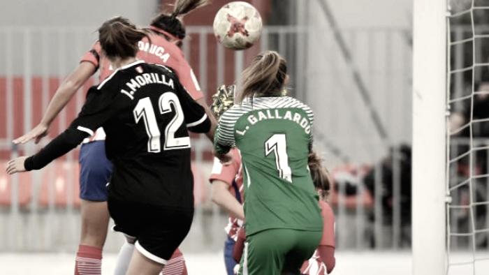 Atlético de Madrid - Sevilla Femenino: el Sevilla no puede con la contundente velocidad del Atlético de Madrid