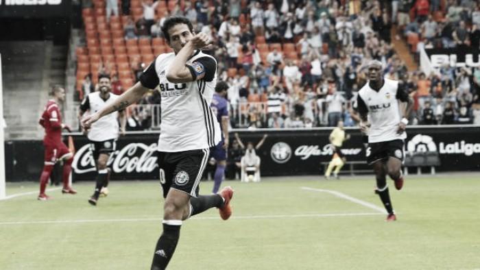 Valencia confirma grande momento, bate Leganés e alcança sete vitórias seguidas no Espanhol