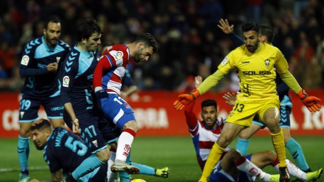 Un Granada CF muy competitivo un partido más