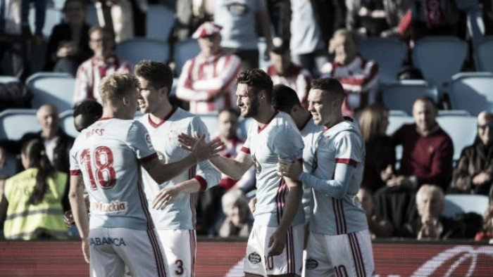 Aspas marca dois, Celta faz três gols em dez minutos e bate Athletic Bilbao
