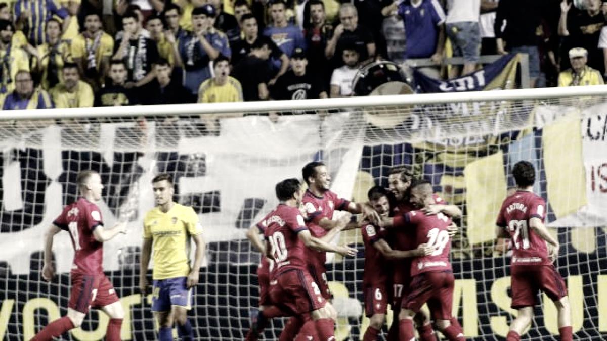 Resumen de la temporada 2017/2018: Osasuna, la mejor racha y el partido más emocionante