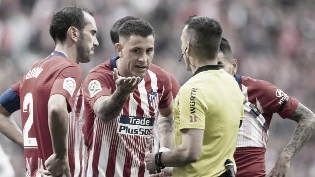 Séptimo partido con Estrada Fernández en Primera
