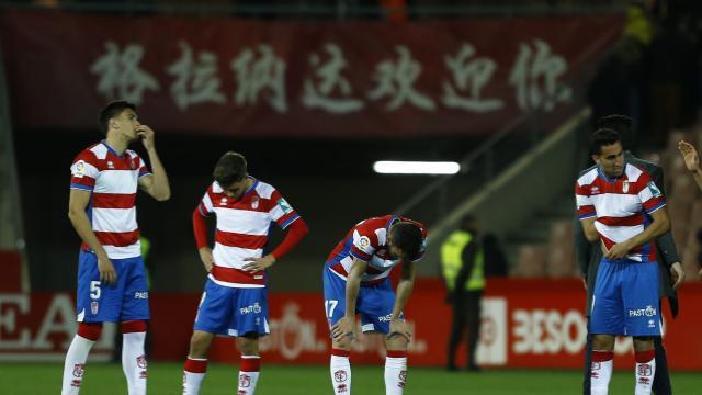 Resumen de la temporada 2018-2019: Granada CF, el peor momento en el duro invierno