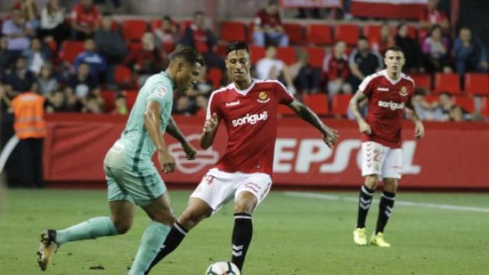 Gimnàstic - Granada CF: puntuaciones del Granada, jornada 9 de La Liga 1|2|3