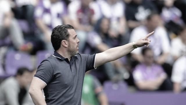 """Sergio González: """"Estamos muy tranquilos del partido que hemos hecho a pesar del resultado"""""""