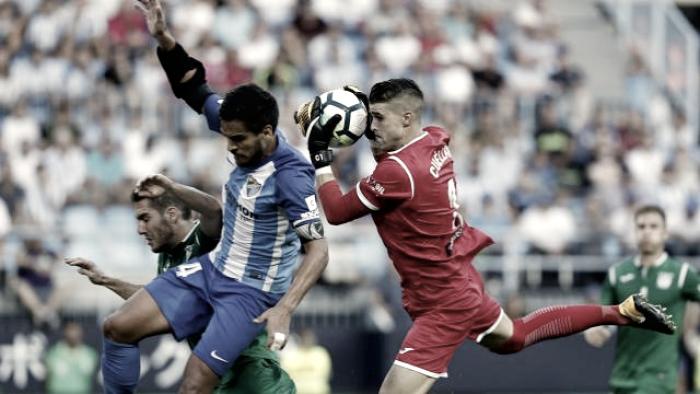 Resultados encuesta: ¿Crees que el Málaga podrá cambiar la situación y conseguir la permanencia?