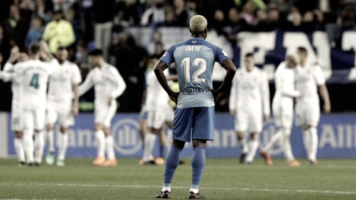 Una temporada para el olvido en Málaga