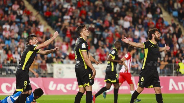 UD Almería – Granada CF: puntuaciones del Granada, jornada 30 de La Liga 1|2|3
