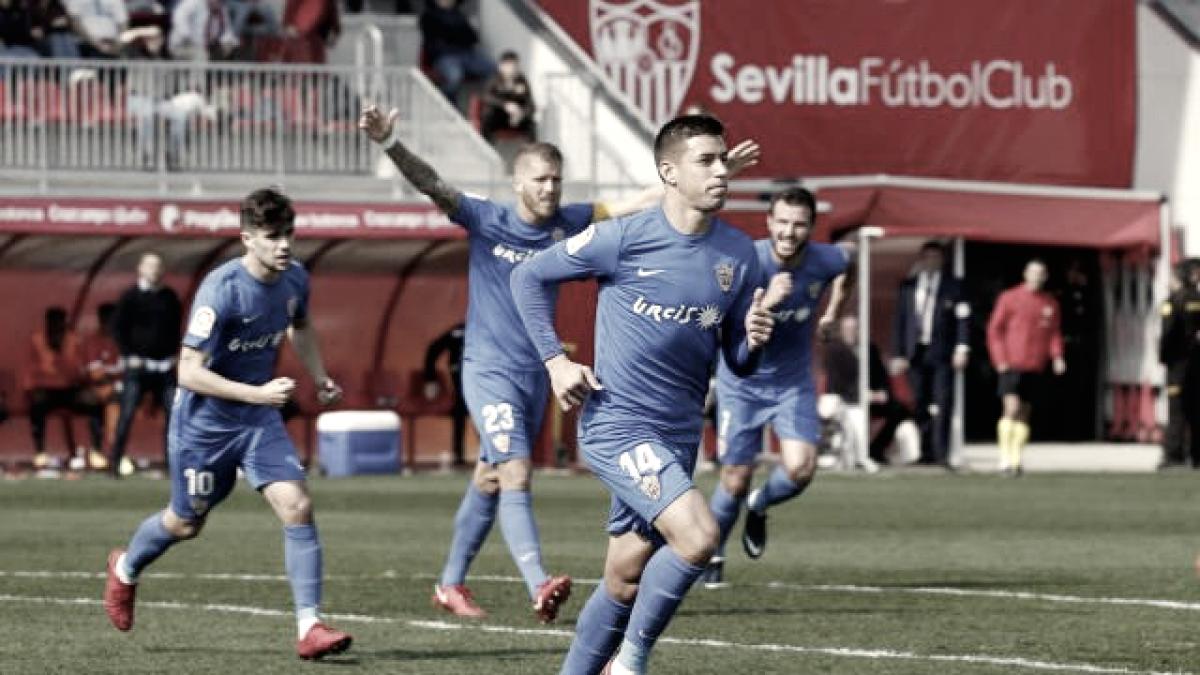 """Lucas Alcaraz: """"Rubén es un jugador con una calidad increíble"""""""
