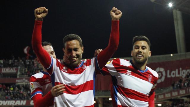 Granada CF – Elche : puntuaciones del Granada, jornada 22 de La Liga 1 2 3