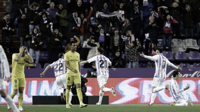 1-0: Locura en el José Zorrilla