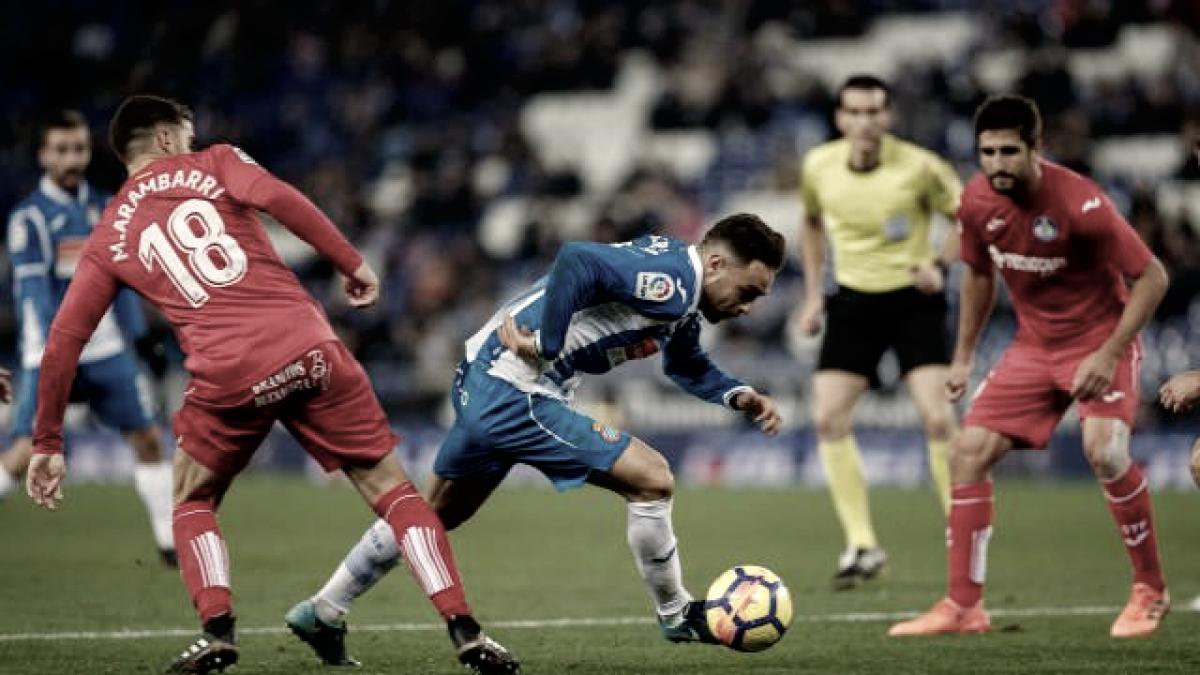 ¿Qué pasó en el último Getafe - Espanyol?