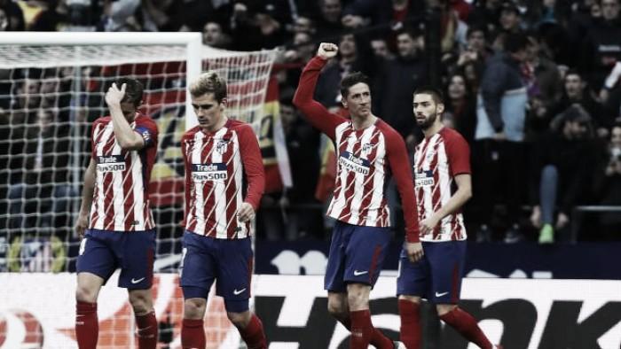 Atletico de Madrid vence, segue na caça ao líder e afunda Las Palmas na zona de rebaixamento