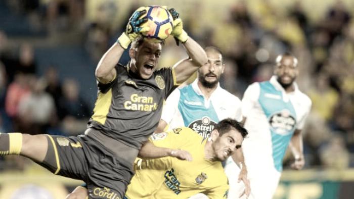 Previa UD Las Palmas - RC Deportivo de La Coruña: copas de más