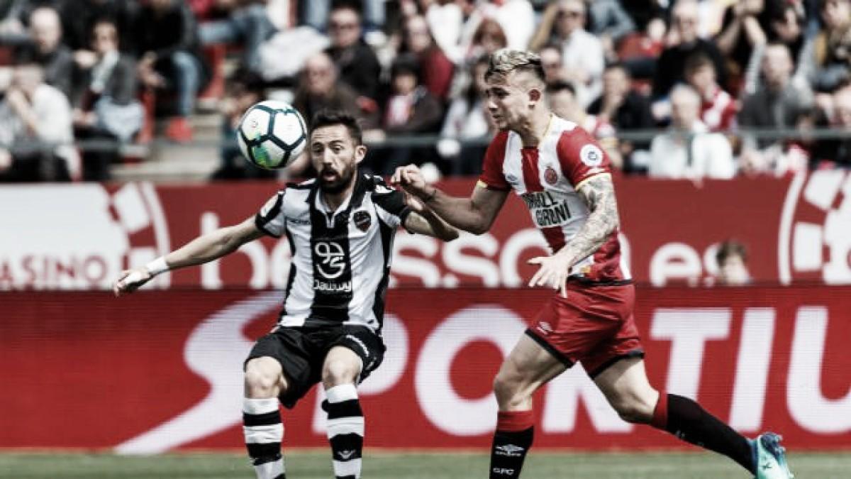 Girona apenas empata com Levante em casa e pode sair da zona de Europa League