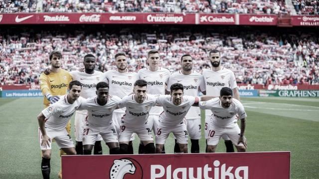 Sevilla CF, una plantilla de Champions