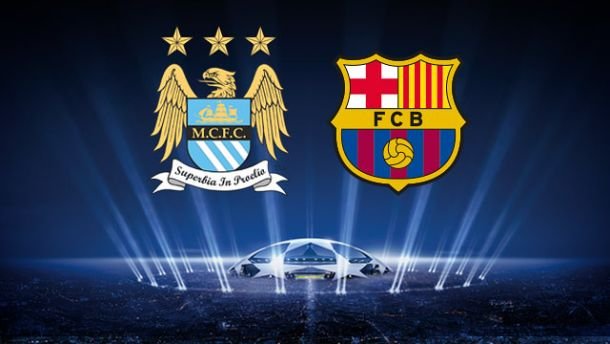 Champions League : Live Manchester City - FC Barcelone, le match en direct