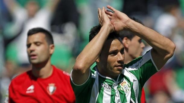 Rubén Castro recibe a su rival preferido