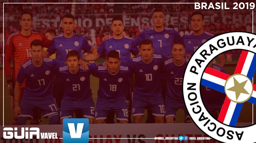 Guía Copa América VAVEL: Paraguay, a retomar el protagonismo