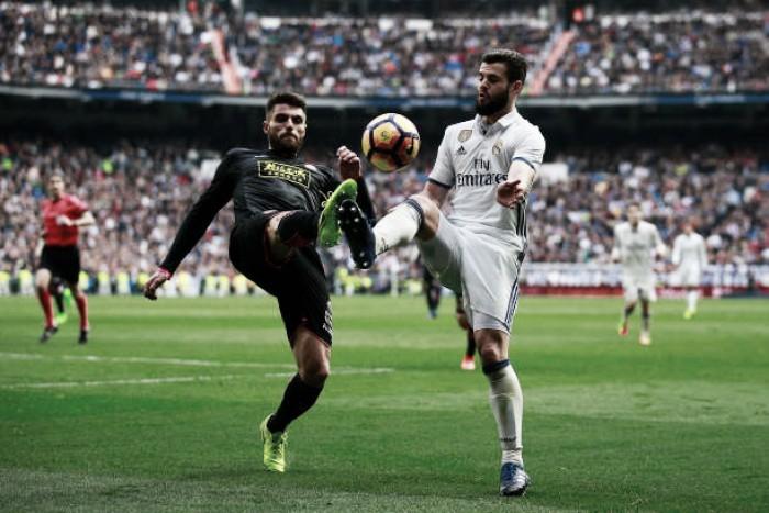 Crônica de Real Madrid 2 - 0 Espanyol em 01/10/17 - Primera Division